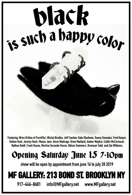 """65963f83b1f """"Black is such a happy color."""" - Morticia Addams"""